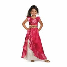Disguse Disney Elena de Avalor Aventure Robe Classique Déguisement Hallo... - $415,93 MXN