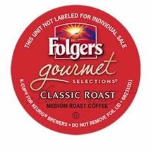 Folgers Gourmet Selections Classic Roast Coffee Keurig K-Cups, 108 Count - $94.50