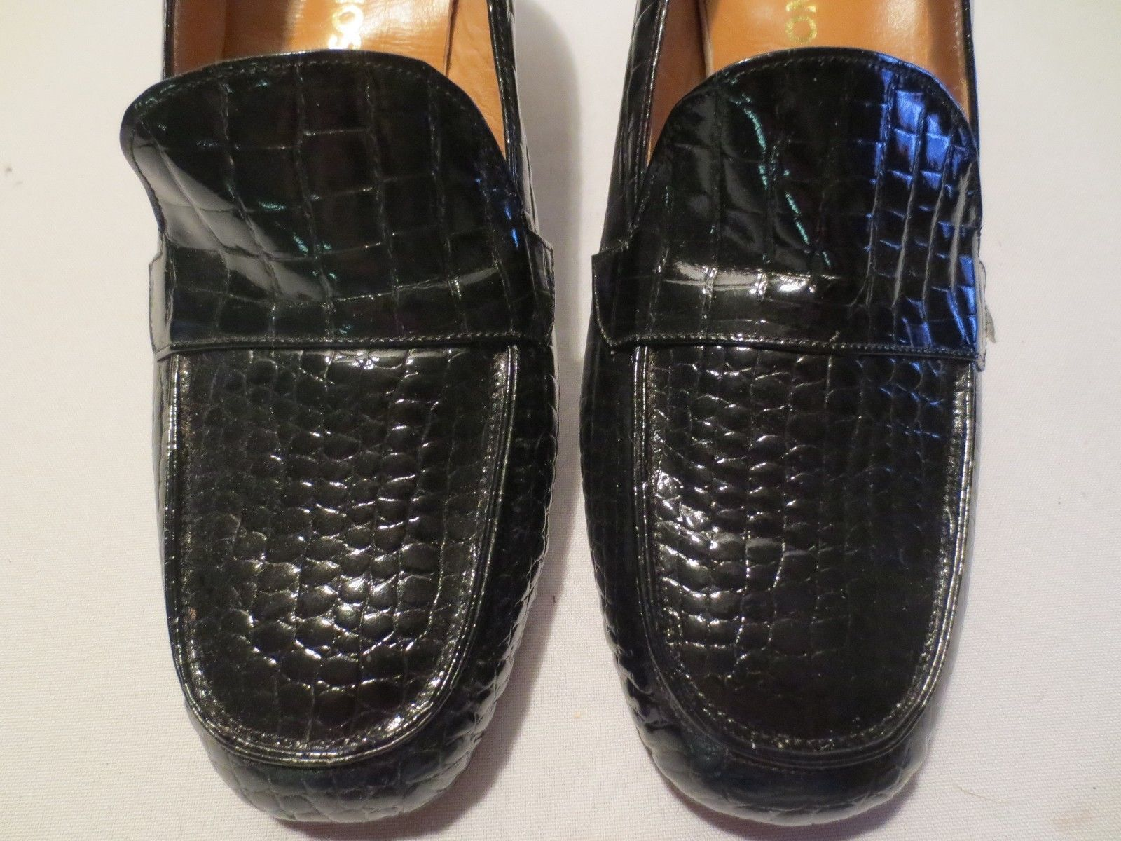 9116bdf43bb50 Vtg 60's Mod Winsome Shoes Patent Leather and 50 similar items