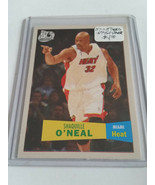 2007-08 Topps 1957-58 Variations #32 Shaquille O'Neal - Miami Heat - $1.66