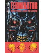The Terminator: Hunters and Killers Comic Book #1 Dark Horse 1992 NEAR M... - $3.99