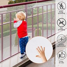 Child Safety Net,Durable Banister Guards for Kids Safety for Indoor Stairs Rails