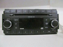 2007 CHRYSLER SEBRING RADIO RECEIVER CD NO RADIO CODE 05064059AJ - $88.73