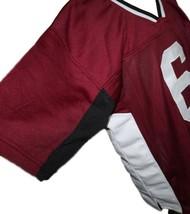 Matt Donovan Vampire Diaries New Men Football Jersey Maroon Any Size image 4