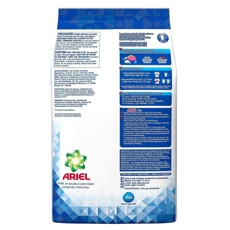 Ariel Aroma Original Laundry Detergent 211oz Big Large Bulk Stain Removal Clean