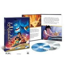 Disney ALADDIN Diamond edition DigiBook Target exclusive [Blu-ray + DVD] image 2