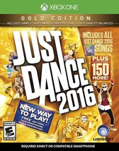 Ubisoft Just Dance 2016 Gold Edition (Xbox One) - Video Game-New(other) - $18.66