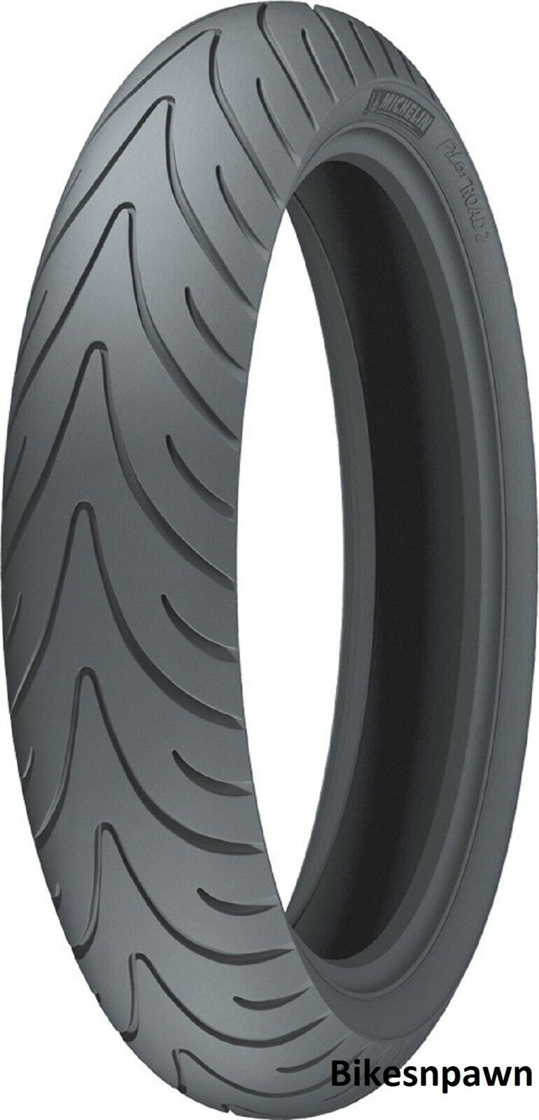 New Michelin Pilot Road 2 120/70ZR17 Front TL Radial Motorcycle Tire 58W 95564