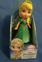 Toys New Disney Princess Mini Toddler Frozen Fever Elsa Doll 4 inches - $12.95