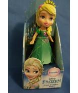 Toys New Disney Princess Mini Toddler Frozen Fever Elsa Doll 4 inches - $8.95