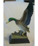 FLIGHT OF THE MALLARD FIGURINE, SPECIAL EDITION, BIRDS IN FLIGHT COLLECTION - $25.99