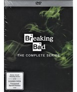 Breaking Bad The Complete Series DVD Box Set Brand New - $36.95
