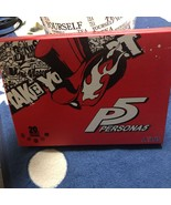 PlayStation 4 Persona 5 Limited Edition Video Game From Japan Official I... - $69.29