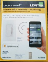 Leviton decora smart Dimmer w/ HomeKit Tech DH15S (no hub required) for ... - $43.43