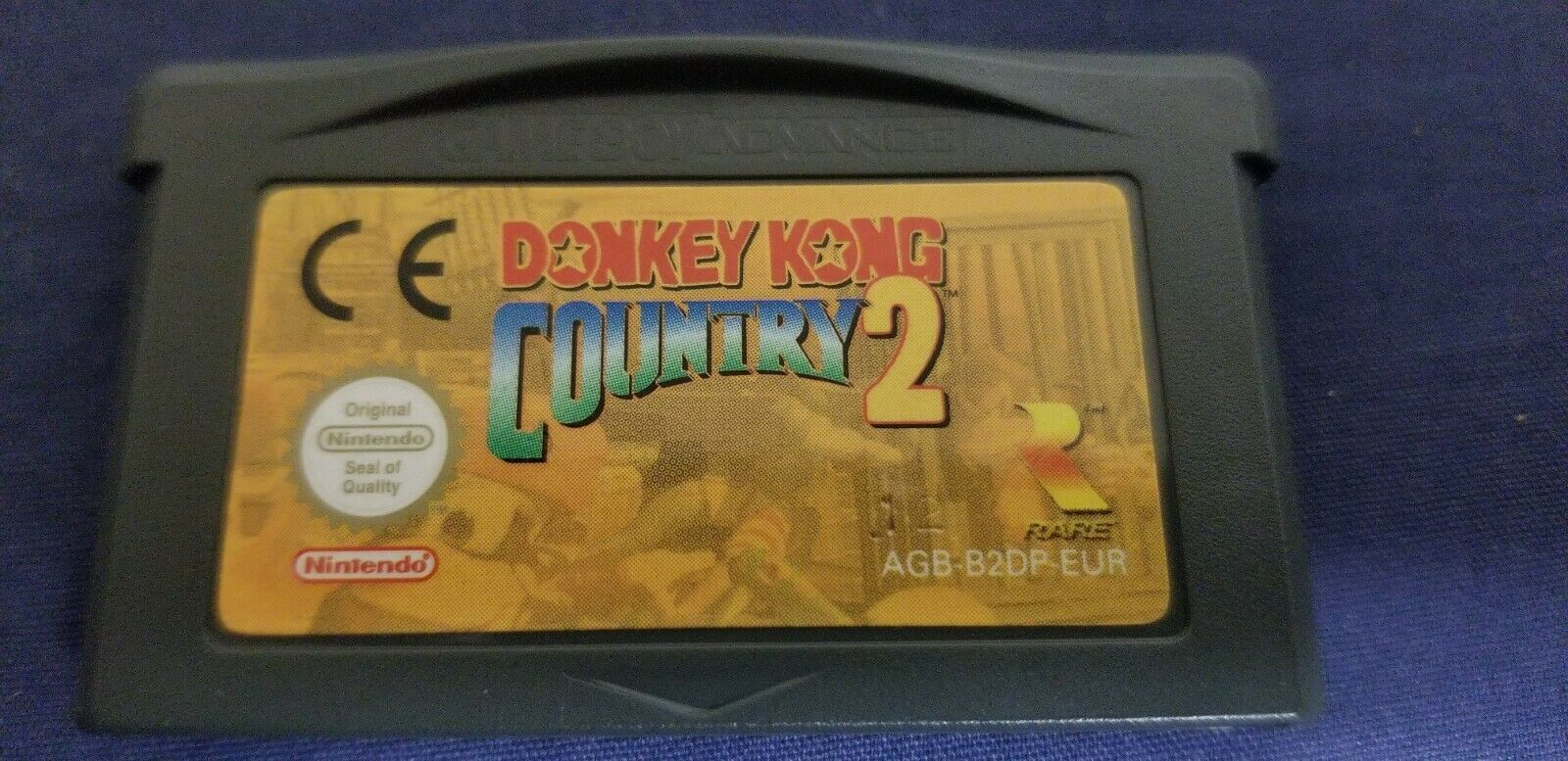 Donkey Kong Country 2 (Nintendo Game Boy Advance GB, 2004) Game