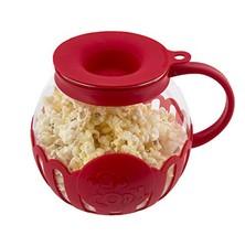 Ecolution EKPRE-4215 Micro-Pop Glass Popcorn Popper-Maker Large, 1.5 Qt-... - $19.58