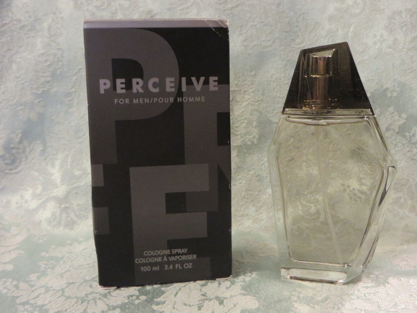 Primary image for AVON PERCEIVE FOR MEN COLOGNE SPRAY RARE RETIRED FREE SHIPPING