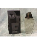 AVON PERCEIVE FOR MEN COLOGNE SPRAY RARE RETIRED FREE SHIPPING - $9.99