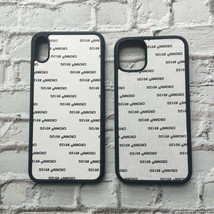 10pcs Blank 2D Sublimation TPU Phone Case DIY Printing Rubber Back Protect Cover - $29.99