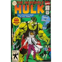 The Incredible Hulk #393, Marvel comic  VF/NM - $19.99