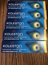 5 Wella Koleston Perfect Permanent Creme Haircolor 6/97 Dark Blonde/Cendre Brown - $22.76
