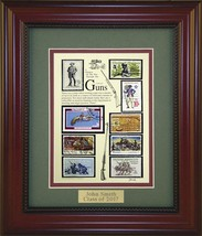Guns 4872 - Personalized Framed Collectible (A Great Gift Idea) - £39.60 GBP