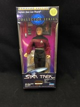 """NEW 1994 Playmates Command Edition Captain Jean Luc Picard 9"""" Collector ... - $14.80"""