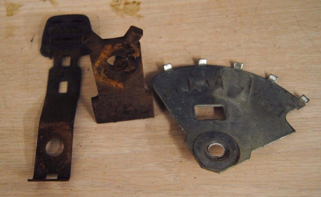 Craftsman 917.372854 Height Adjustment Assembly 700327X007 700326X007 (p8j9rm) image 6