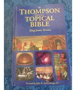 The Thompson Exhaustive Topical Bible: King James Version Thompson, Fran... - $19.85