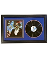 """JOE WALSH AUTOGRAPHED SIGNED RECORD ALBUM """"But Seriously Folks"""" FRAMED w... - $450.00"""