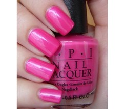 OPI, La Paz-Itively Hot (NL A20), Nail Polish 0.5oz - $11.88