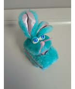 "VINTAGE 1985 HASBRO SOFTIES "" WATCHIMAL ""Bunny - WRIST WATCH BRACELET TO... - $19.75"