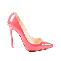 Christian Louboutin Pigalle Follies Pumps SZ 38.5 - $425.00