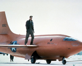 The Right Stuff The Bell X-1 Jet Sam Shepard 16x20 Canvas Giclee - $69.99