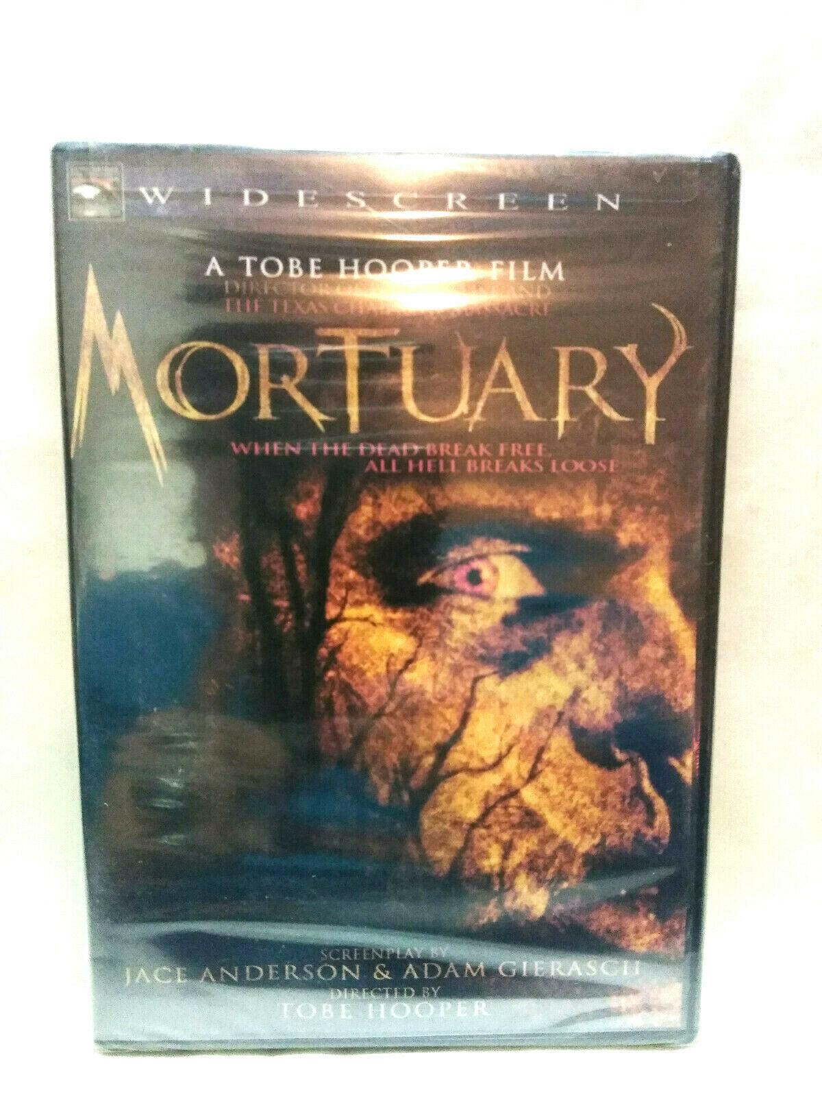 Mortuary (DVD, 2006) New Sealed-Denise Crosby, Dan Byrd
