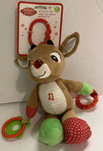 """Rudolph the Red-Nosed Reindeer Activity Toy Kids Preferred Music 9"""" Unis... - $30.41"""