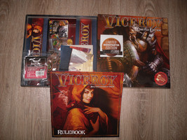 Viceroy Limited Kickstarter Edition with Promos never played only opened - $48.37