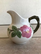 Franciscan Desert Rose Creamer Replacement Modern Design Excellent  - $14.84