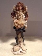 "Boyds Bears Folkstone Collection ""Athena - The Wedding Angel ""  #28202 - No Box - $13.95"