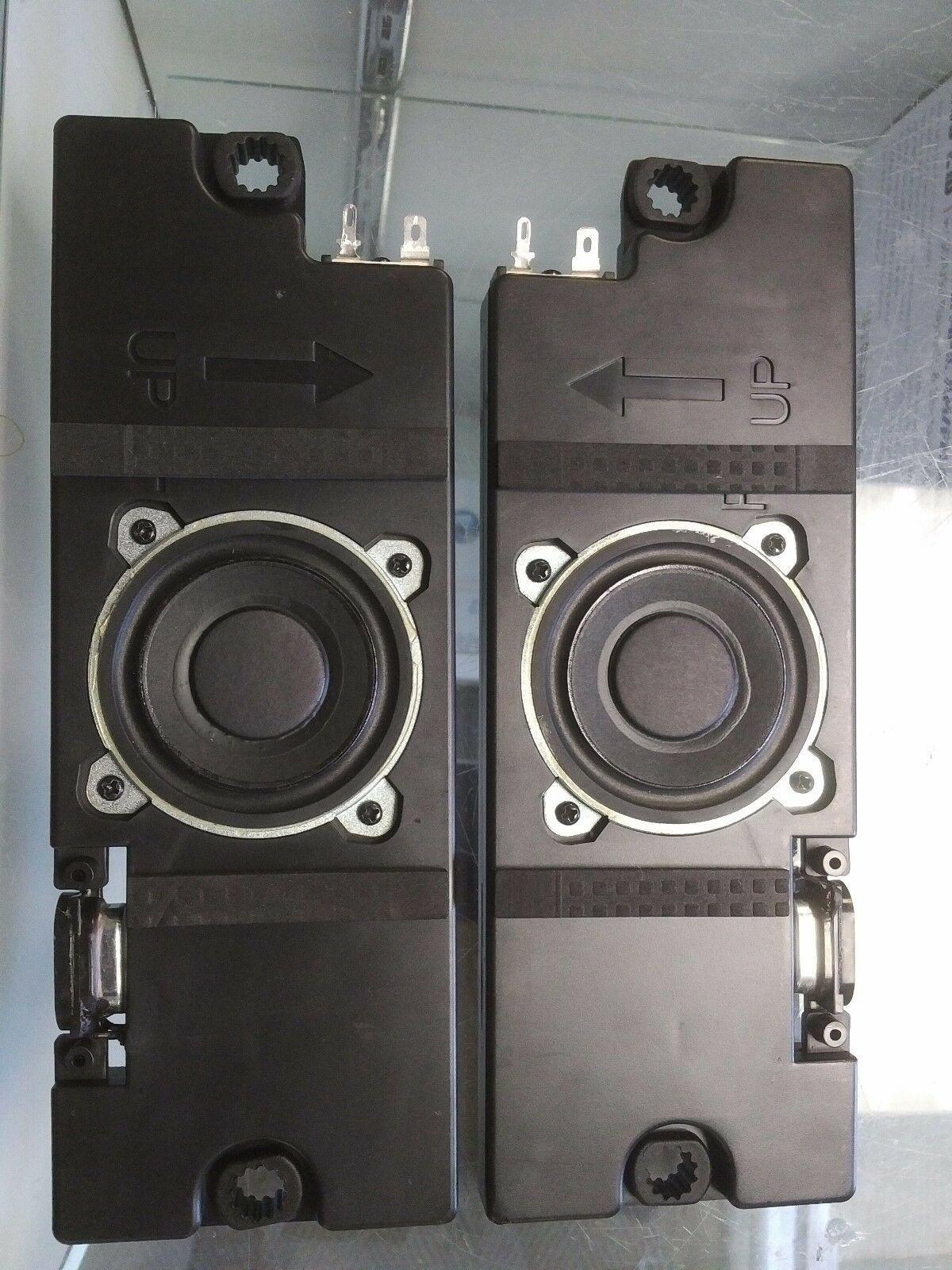 Pair of (2) Vizio Speakers for P502UI-B1 55 in M Series