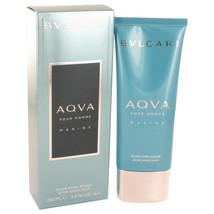 Bvlgari Aqua Marine After Shave Balm 3.4 Oz For Men  - $25.39