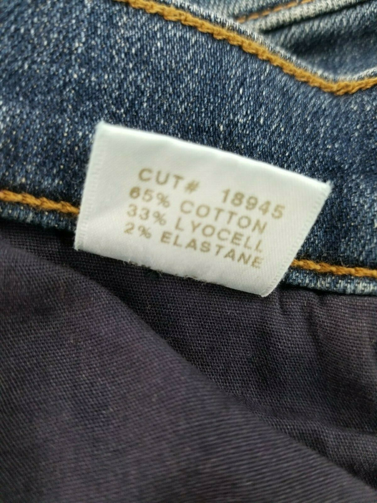Neuf J Brand Femme Jeans Skinny Maria 23110O212 Divulgation Bleu Sz 22 Pdsf image 10
