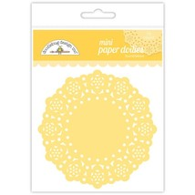 "MINI Paper Doilies.  75 Pack. 3""  Choose Color. Doodlebug Designs image 7"