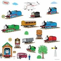 Thomas the Train Peel & Stick Appliques RMK1035SCS - $14.35