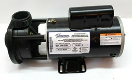 Waterway Center Discharge 48-Frame 2HP Dual-Speed Spa Pump ONLY, 230V 34... - $222.75