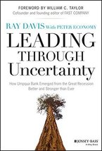 Leading Through Uncertainty [Hardcover] Davis, Raymond P. image 1