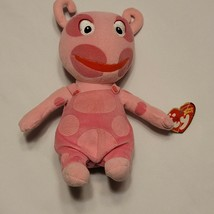 Ty Beanie Baby - UNIQUA (Nick Jr. - BACKYARDIGANS Plush)(6 Inch) Pink  P... - $22.76