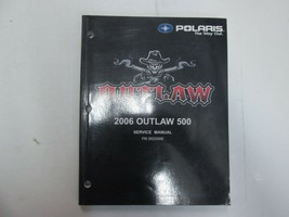 2006 Polaris Outlaw 500 Service Repair Shop Workshop Manual FACTORY OEM  - $69.29