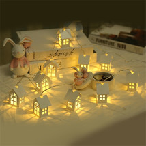 Hot new 1.5M 10pcs LED Light Christmas Tree Style Fairy String decorate for home - $17.49