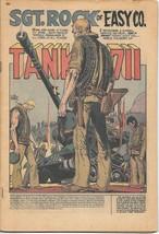 Our Army At War Comic Book #240 Neal Adams Art DC Comics 1972 COVERLESS - $1.99